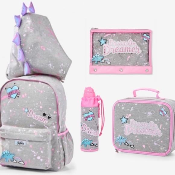 7347283fbc Justice Dream Dinosaur Backpack